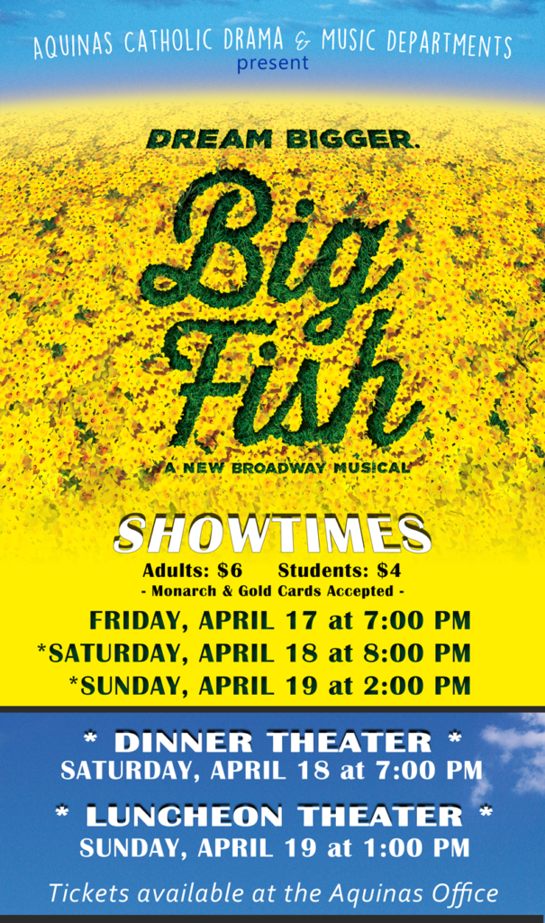 Canceled Big Fish: Spring Musical
