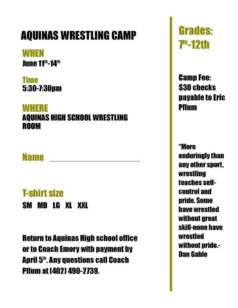 WR Camp