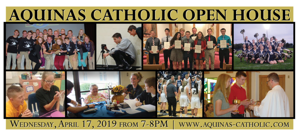 Aquinas Open House