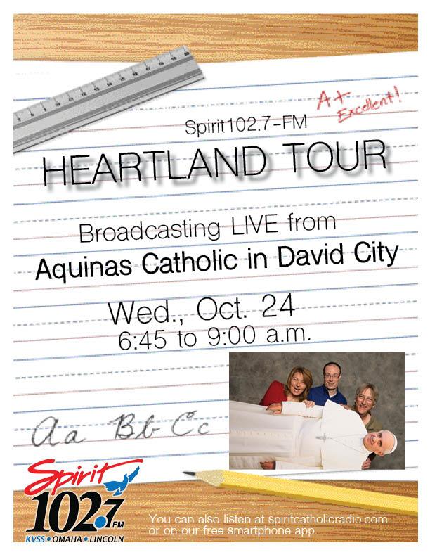 Spirit Catholic Radio @ Aquinas Catholic