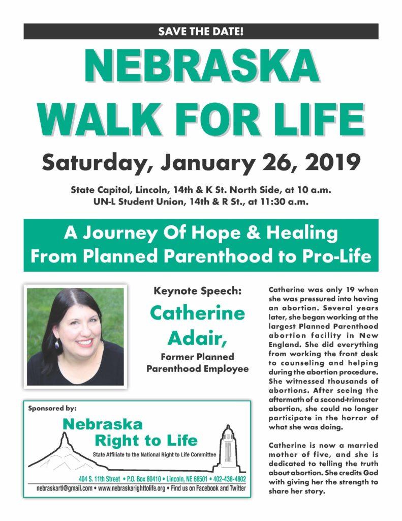 Nebraska Walk for Life