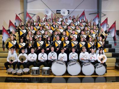 2018-19 band