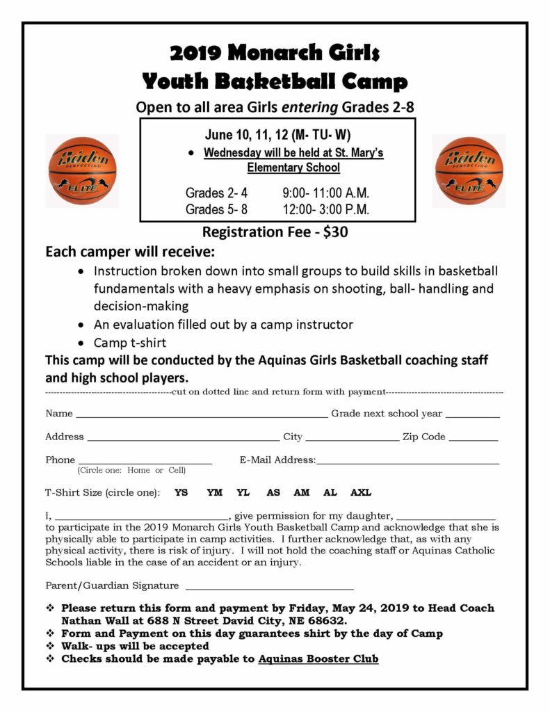 GBB Youth Camp