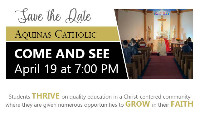 Come and See Aquinas